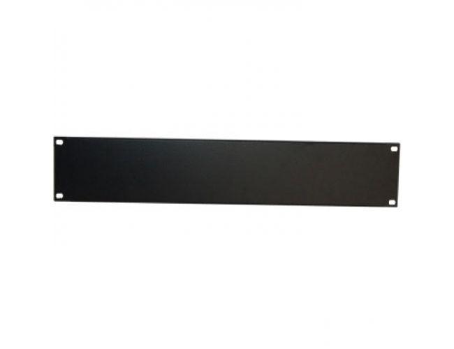 """Panel Solido para armario Rack 19"""" 2U WP - WPN-ABP-2-B"""