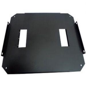 "Base para armario Rack 19"" 800x1000  WP - WPN-ABS-RSA810-B"