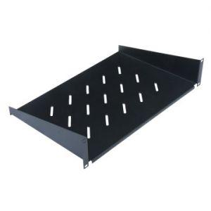 """Bandeja de fijacion frontal para armario Rack 19"""" 2U 350mm WP - WPN-AFS-22035-B"""
