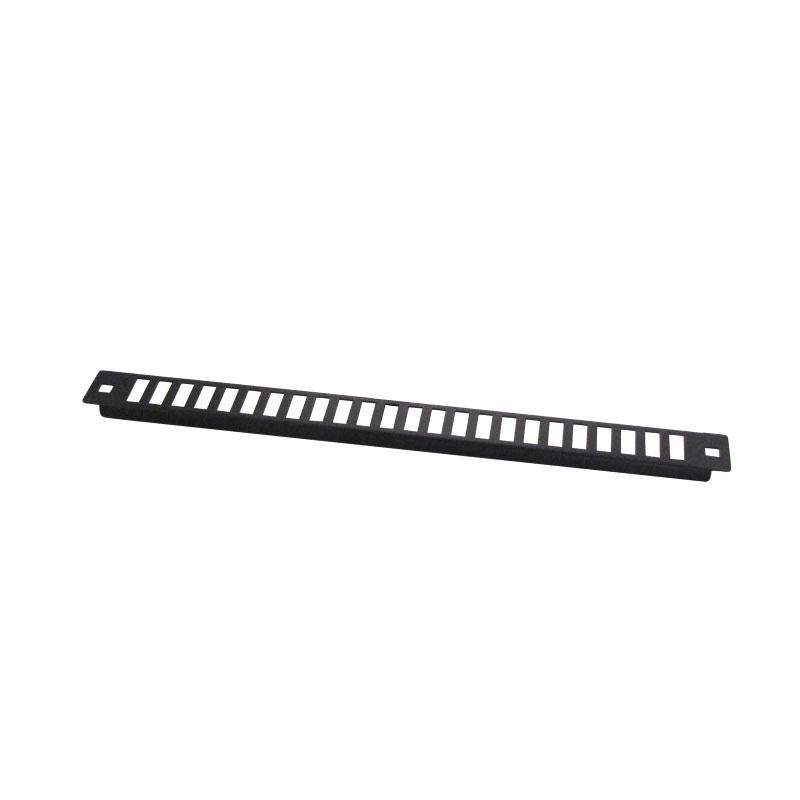 "Panel frontal armario Rack 19"" 1U SC Duplex 24 puertos WP - WPC-FPP-P0224-B"