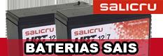 Baterías recargables para sais Salicru