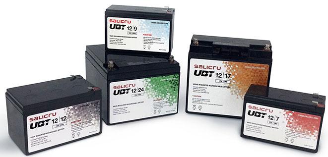 Baterias recargables Salicru