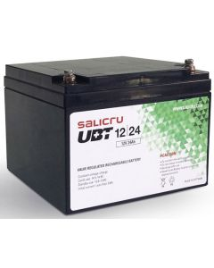 Bateria Sai 24 Ah recargable Salicru UBT12/24